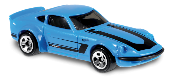 Hot Wheels | Nissan Fairlady Z blau