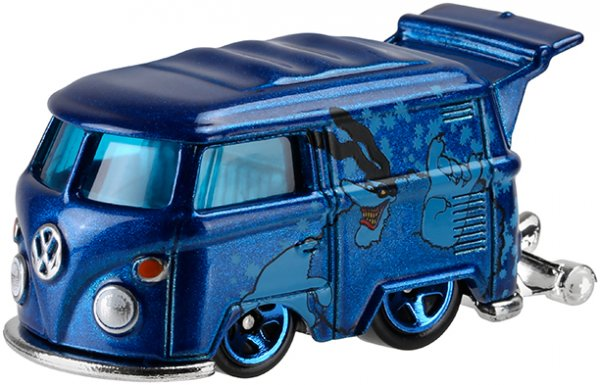 Hot Wheels | Beatles Yellow Submarine Serie Kool Kombi, blaumetallic