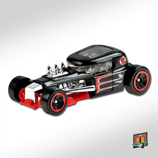 Hot Wheels | Mod Rod schwarz