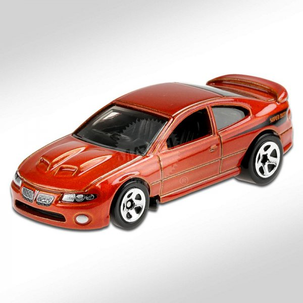 Hot Wheels | '06 Pontiac GTO orangemetallic