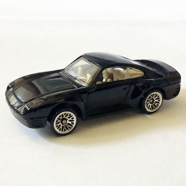 Hot Wheels | Porsche 959 black without packaging