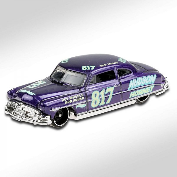 Hot Wheels | '52 Hudson Hornet #817 violett