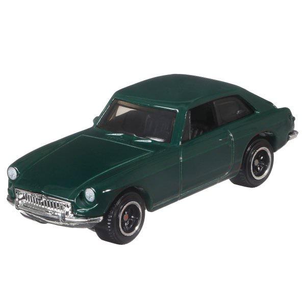 Matchbox | 1971 MGB GT Coupe dark green