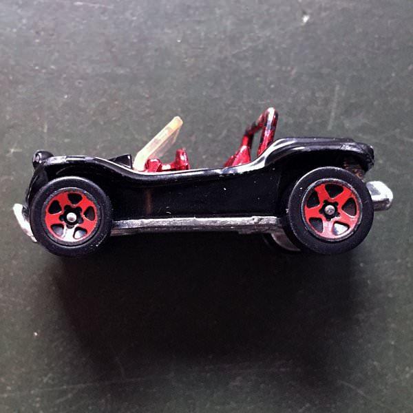 Hot Wheels | Meyers Manx in schwarz