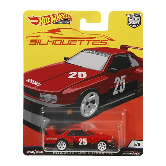 Hot Wheels | Silhouettes 05 Nissan Skyline Silhouette