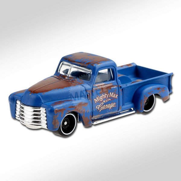 Hot Wheels | '52 Chevy Pickup matt blue