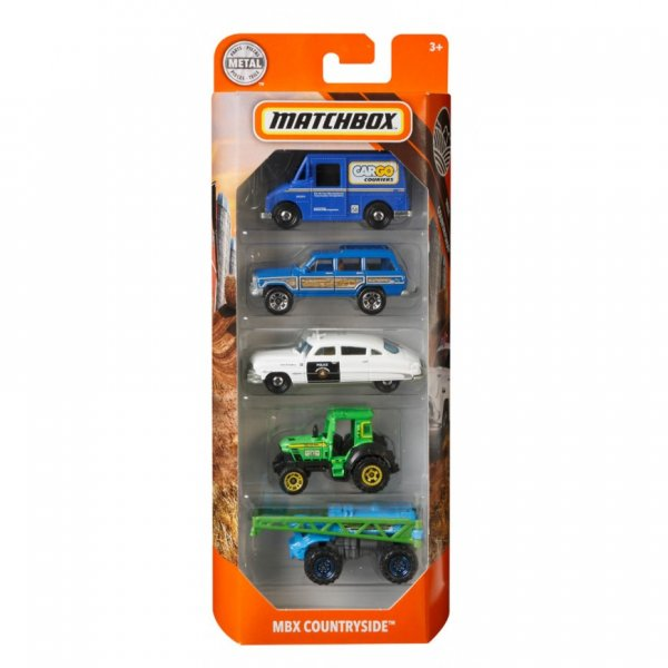 Matchbox | 5-Pack MBX Countryside