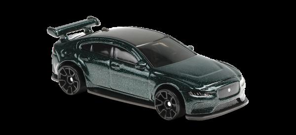 Hot Wheels | Jaguar XE SV Project 8 dark green metallic