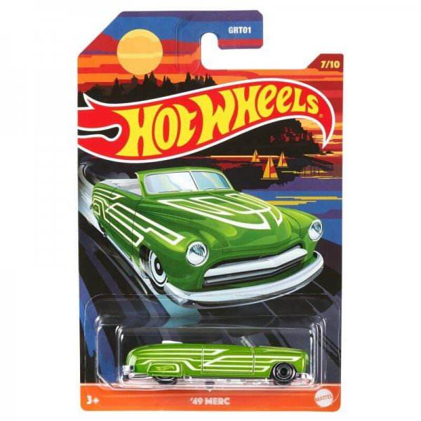 Hot Wheels | 1949 Mercury Convertible hellgrün