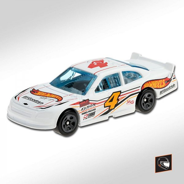Hot Wheels | 2010 Chevy Impala Stockcar white