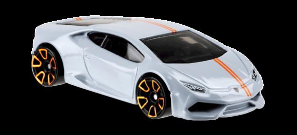 Hot Wheels | Lamborghini Huracán mattgrau