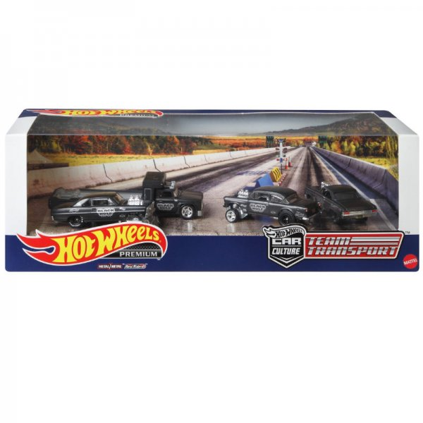 Hot Wheels | Premium Set #3 *Black Hole Gassers*