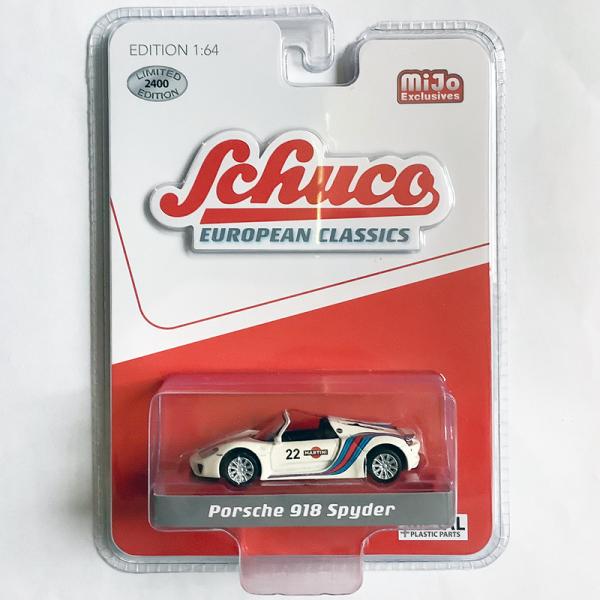 "Schuco | Porsche 918 Spyder ""Martini"""