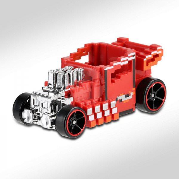 Hot Wheels | Pixel Shaker rot