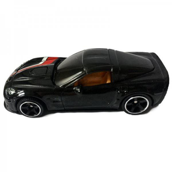 Matchbox   2008er Chevy Corvette ZR1 schwarz