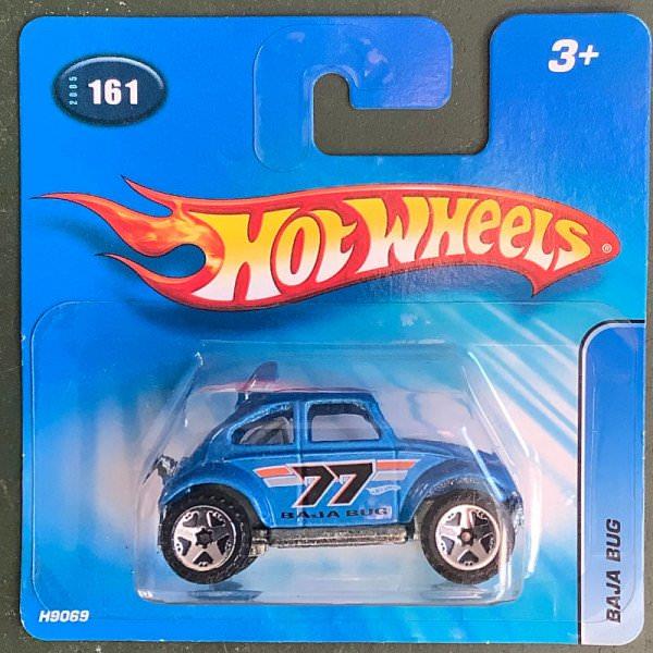 Hot Wheels | Baja Bug #77 blue metallic