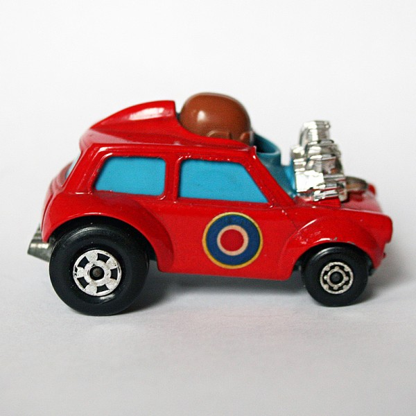 Matchbox | Mini Ha-Ha No. 14 ohne Box (10034)