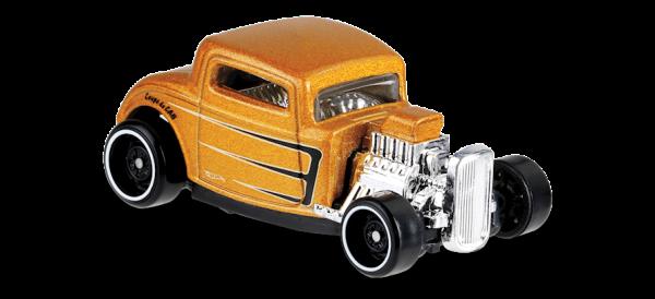 Hot Wheels | '32 Ford goldmetallic