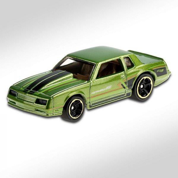 Hot Wheels | '86 Monte Carlo SS grünmetallic