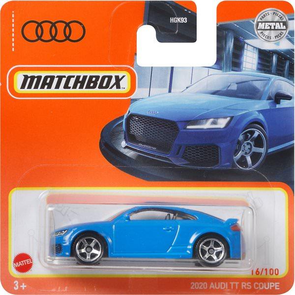 Matchbox | 2020 Audi TT RS Coupe hellblau