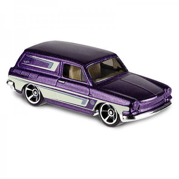 Hot Wheels | '69 Volkswagen Squareback lila