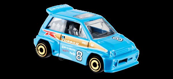 Hot Wheels   '85 Honda City Turbo blau