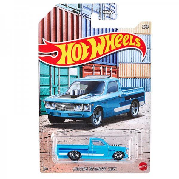 Hot Wheels | Custom 1972 Chevrolet LUV hellblau