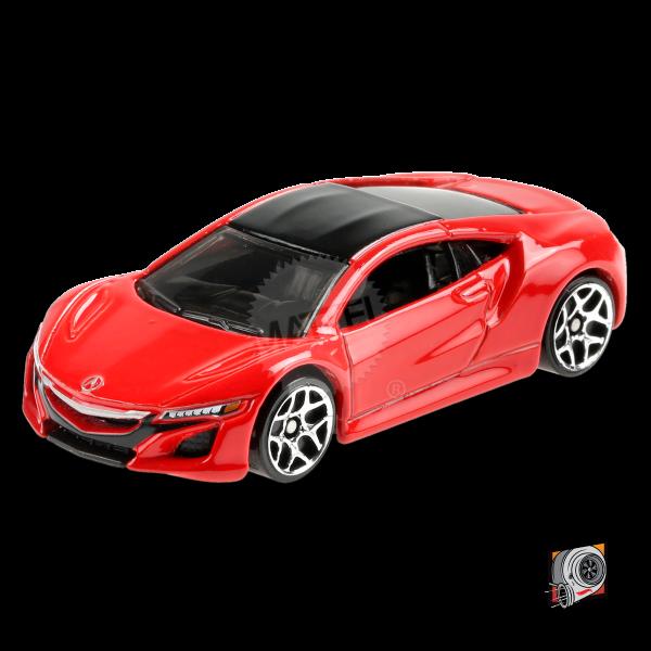 Hot Wheels | '17 Acura NSX hellrot