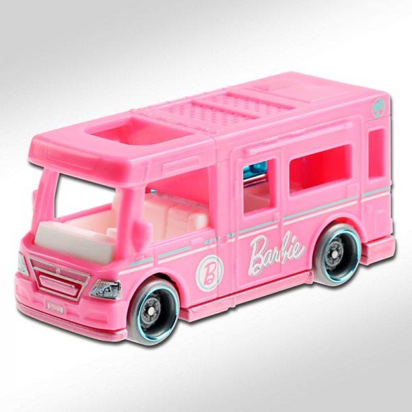 Hot Wheels | Barbie Dream Camper pink