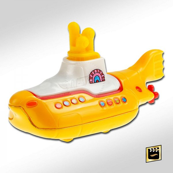 Hot Wheels | 2020 The Beatles Yellow Submarine
